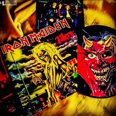 "#Repost from @gabrielbelial with @regram.app ... IRON MAIDEN ""Killers"" 1981 Lp 33RPM Vinyl Álbum - Edición  Foto: Gabriel Chamuli Gansbiller  #ironmaiden #music #genre #song #songs #socialenvy #PleaseForgiveMe #melody #deathmetal #vinyl #love #metal #vinyljunkie #instagood #beat #beats #jam #records #party #usa #newsong #lovethissong #favoritesong #bestsong #photooftheday #listentothis #goodmusic #instamusic #mortowanka"