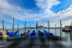 Gondole by Giulio Rosso Chioso on 500px