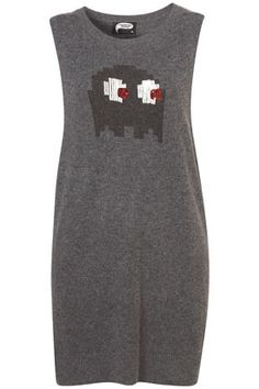 pac man dress? yes please.