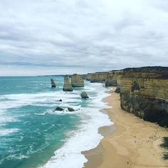"""Sometimes the most scenic roads in life are the detours you didn't mean to take."" -Angela N. Blount  #roadtrip #roadtrips #scenic #scenicdrive #12apostles #12apostlesgreatoceanroad #12apostlesaustralia #12apostlestrip #beach #scenery #victoria #australia #aussie #aussieroadtrip #roadtrip2016 #roadtriplife #holiday #easterholiday  : #iphone #iphone6s #iphone6sphotography by ryanhenry09 http://ift.tt/1ijk11S"