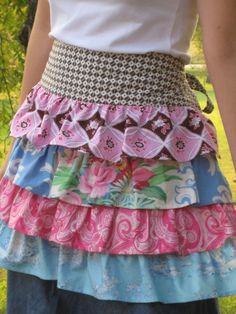 Cute Farm Chic Apron