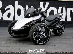 custom can am spyder