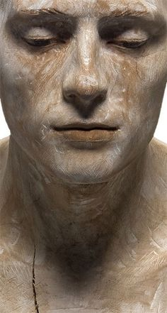 Sculpture by the amazing Bruno Walpoth