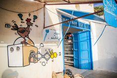 Jace (Reunion Island) #streetart #erriadh #djerba #tunisia #spray