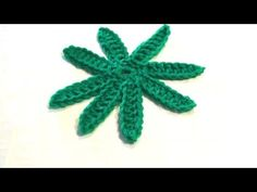 Large Crochet Flower by Crochet Hooks You