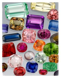Do you love wearing rare, unique and beautiful colored gemstone jewelry? If you adore vibrant colored gems, then you must visit or contact Jewelry Studio in downtown Bozeman, Montana.