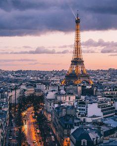 Viajar es una actividad que siempre valdrá la pena, algún día te conoceré Paris