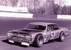 Pete Hamilton Dixie Speedway 1974