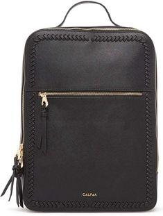 0fd399b17eae CalPak Kaya Faux Leather 15-Inch Laptop Backpack  #women'sfashionlaptopbackpacks