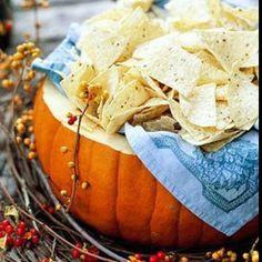 Cool idea for a fall festive