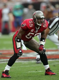 All World - Derrick Brooks, Tampa Bay Buccaneers Linebacker, MVP & World Champion