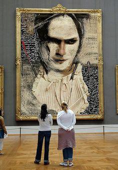 François Vassivière. Una astucia técnica lleva su 'Casanova' a un gran museo.