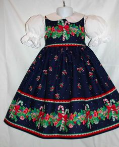 e274f7aa0a10b 96 Best Christmas Clothes images | Christmas clothes, Little girls ...