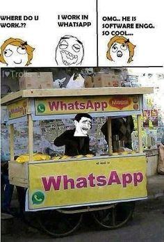 Social Media Humor   Whats App via anis Snoussi on #tsu