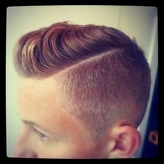Men's Modern Short Hairstyles and Haircuts Collection ... one of my favorite cuts to do ♡