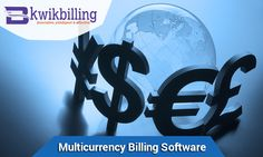 #KwikBilling - Multi Currency #Billing & Invoicing #Software - Start Free Trial Today