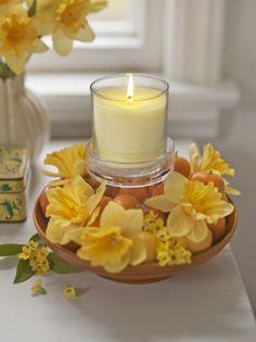 Nasz kwietniowy Zapach miesiąca - Narcyz <3! Tylko w kwietniu aż -40% taniej! #partylite