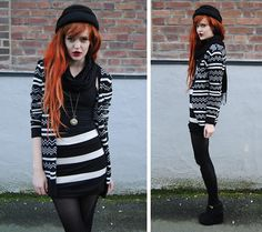 Outer Limits (by Cosette Munch) http://lookbook.nu/look/2659431-Outer-Limits