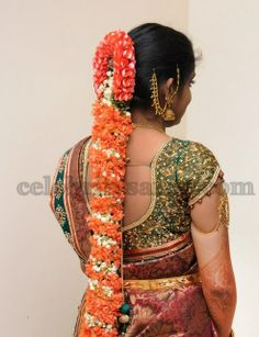 Crystal Embroidered Bridal Blouse | Saree Blouse Patterns