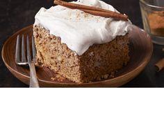 Old Fashioned Applesauce Spice Cake Recipe on Yummly. @yummly #recipe