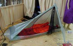 Big Sky: New Cuben Fiber Trekking Pole Tent  Tent Maker Big Sky announced its first trekking pole tent, the cuben fiber Wisp, which is also ...