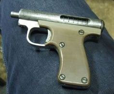 Gb 22 World S Simplest Homemade Pistol Build With Hand