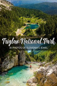 Triglav National Park is a true gem located in Slovenia; if youre looking for inspiration and Triglav National Park photos youre in the perfect place. European Vacation, European Destination, European Travel, Beautiful Places To Visit, Cool Places To Visit, Places To Travel, Europe Travel Tips, Travel Guides, Travel Destinations