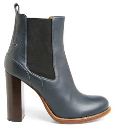 Edgy Moto Chic on #ShopBAZAAR: Chloé Bernie Bootie
