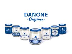 DANONE 90 ANS Ι Collection de yaourts « Origines » Ι Agence Prodéo / Young and Rubicam Ι