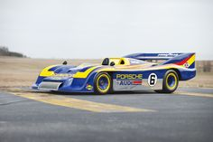 """Porsche 917/30, """"the perfect race car,"""" to be auctioned at Amelia Islan 