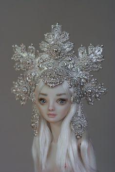 Enchanted Doll by Marina Bychkova.