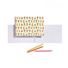 Cuaderno Dibujo Ernest & Valentine diseñada por TuttiConfetti para MIQUELRIUS - Ernest & Valentine Drawing Pad designed by TuttiConfetti for MIQUELRIUS