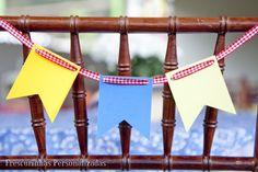 TUDO PRA SUA FESTA: Tema - Festa Junina