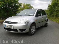 Ford Fiesta 1.4L Tiptronic (Automatic)