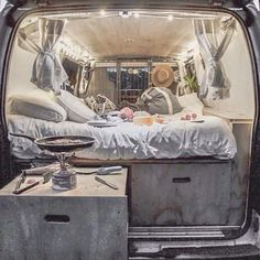 It's women crush Wednesday and today is all about the ladies living the #vanlife. I've gotta tell you all.... i am seriously insanely obsessed with @heytess_ van! #VanCrush #VanGrrrl #WCW #girlyvan #vangirl