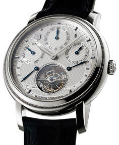 Vacheron Constantin | Saint-Gervais | Platin | Uhren-Datenbank watchtime.net