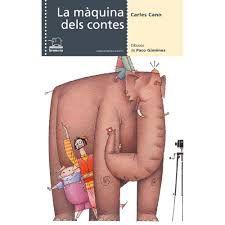Carles Cano. La màquina dels contes