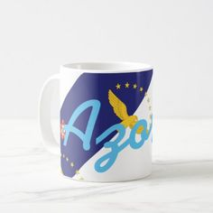#Azores Coffee Mug - #drinkware #cool #special