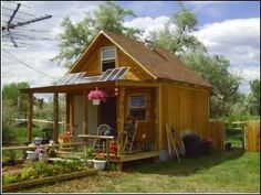 You MUST visit this guy's site--simple solar homesteading (www.simplesolarho...).  Tons of videos and information.  He really does show you--better than anyone--how to do it, and he gives you an idea of what his lifestyle is like. I bought his book.  It is EXCELLENT!
