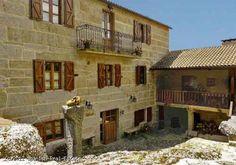 Beautiful large countryside villa in Galicia   #villa #rent #Galicia #realestate #Spain #countryside #villas #holidays #holiday