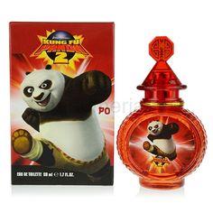 Kung Fu Panda 2 Po eau de toilette gyermekeknek