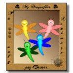 Süße Libellen für euch - cute dragonflies