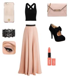 """Untitled #77"" by maryam-abushabab on Polyvore"