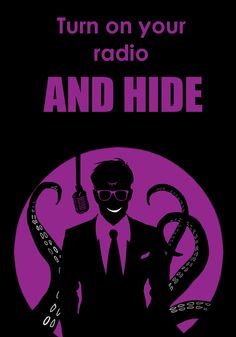 Welcome to NIGHTVALE. SCREAM THIS PODCAST. // NIGHT VALE