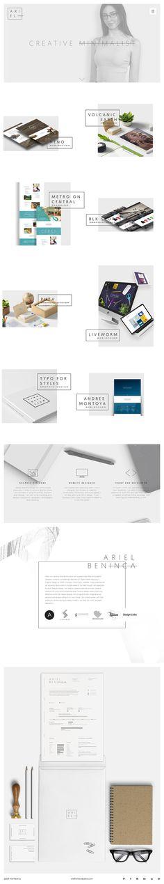 Ariel Beninca - Graphic and Web designer on the gold coast