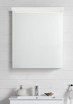 SUN SPEGEL 600 VIT EKSTRUKTUR - Hafa badrum Bathroom Medicine Cabinet, Bathroom Lighting, Vit, Mirror, Furniture, Design, Home Decor, Bathroom Vanity Lighting, Room Decor
