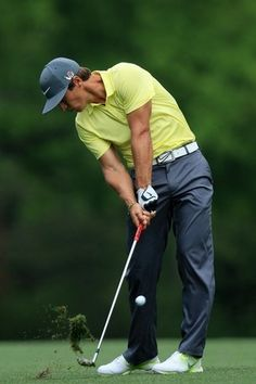 AUGUSTA, GA - APRIL 11:  Thorbjorn Olesen of Denmark hits his second shot on the fifth hole during the first round of the 2013 Masters Tournament at Augusta National Golf Club on April 11, 2013 in Augusta, Georgia.