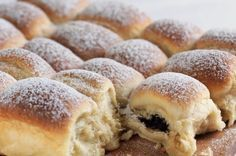 Slovak Recipes, Czech Recipes, Hungarian Recipes, Czech Desserts, No Cook Desserts, Dessert Recipes, Low Carb Brasil, Just Bake, Special Recipes