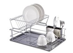 Extra Large Dish Drying Rack Vintage Wire Dish Drainer Rack  Dish Drainers Zero Waste And Dishes