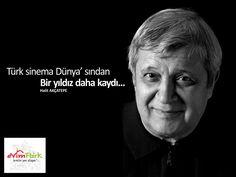 Türk sinema Dünya' sından bir yıldız daha kaydı...  http://evimpark.com.tr/  #halitakçatepe #evimpark #aydın
